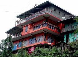 Vamoose Khaling, hotel in Pedong