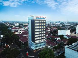 Harper Wahid Hasyim Medan by ASTON, hotel di Medan