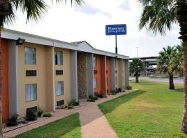 Rodeway Inn and Suites Austin, hotel u blizini znamenitosti 'Arena Frank Erwin Center - University of Texas' u gradu 'Austin'