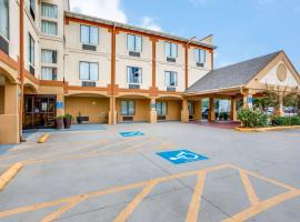 Comfort Inn & Suites Love Field – Dallas Market Center, hotel near Dallas Love Field Airport - DAL, Dallas