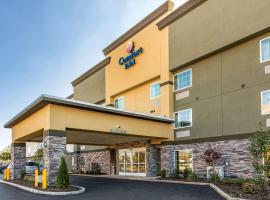 Comfort Inn Airport, hotel near Memphis International Airport - MEM,