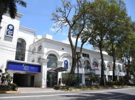 Hotel Clara Luna, boutique hotel in Xalapa