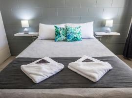 Banjo Paterson Motor Inn, motel in Townsville