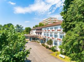 Berghotel Rheinblick, hotel near Cable Car Koblenz, Bendorf