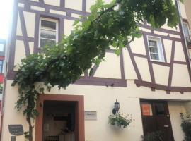 Das kleine Altstadt Hotel, Hotel in Bernkastel-Kues