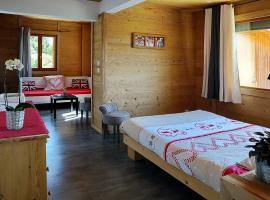 CHALET LA TUVIERE BIKE INN, hotel near Les Sybelles, Saint-Jean-de-Maurienne