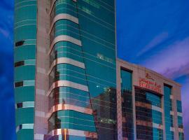 Deira Suites Deluxe Hotel Suites, hotel near Bateaux Dubai, Dubai