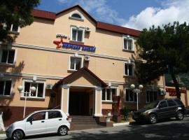 Hotel Morskaya Zvezda, hotel near Aqua-Gallery, Gelendzhik