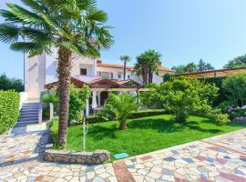 Villa Palma, hotel near Vantacici Beach, Malinska