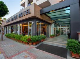 Alanya Beach Hotel, отель в городе Аланья