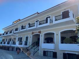Sunrise Hotel, παραλιακό ξενοδοχείο στη Σάμο