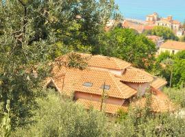 Dimora Acqua del Fico, spa hotel in Castellabate