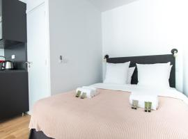 Dreamyflat - Bastille, serviced apartment in Paris