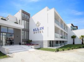 Ellin Hotel, отель в городе Калитеа (Халкидики)
