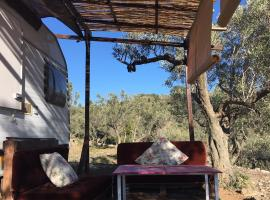 GELIMAR, glamping site in L'Ampolla