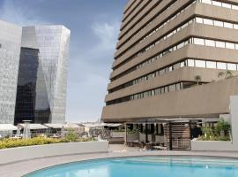 Sandton Sun, отель в Йоханнесбурге