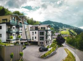 Chalets Coburg, self-catering accommodation in Schladming