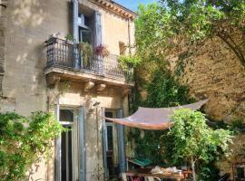 En Ville et sous les Arbres, hotel near Chamber of Commerce, Montpellier