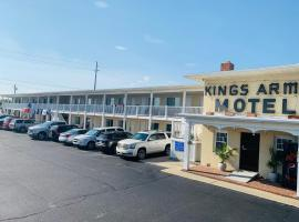 Kings Arms Motel, motel in Ocean City