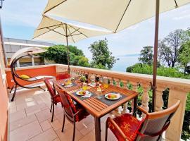 Golden Sea, hotel near Stadium Kantrida, Rijeka