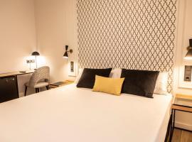 Blanq Comedias, habitació en una casa particular a València