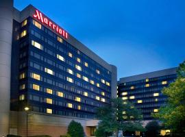 Newark Liberty International Airport Marriott, hotel near Newark Liberty International Airport - EWR,