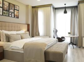 Taksim View Hotel, отель в Стамбуле, рядом находится Улица Истикляль