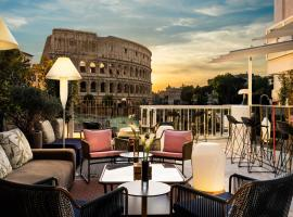 Hotel Palazzo Manfredi – Small Luxury Hotels of the World, hotel in Rome