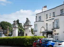 The Kings Arms, hotel near Hampton Court Palace, Kingston upon Thames