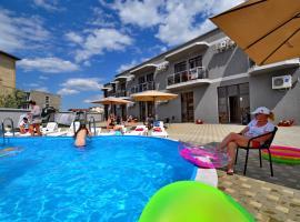 GRAND_ALEKSEY, beach hotel in Vityazevo