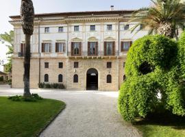 Villa Corallo, hotel Sant'Omeróban