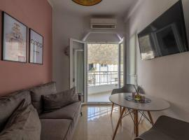 Coco Deluxe Apartment city center of Heraklion, accommodation in Heraklio Town