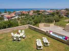 Vallia's Apartments, guest house in Argassi