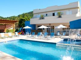 Atena Praia Hotel, hotel in Boicucanga