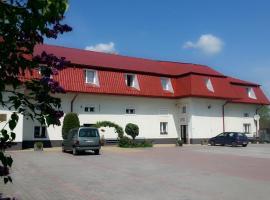 HOTEL FAHO, hotel in Przemyśl