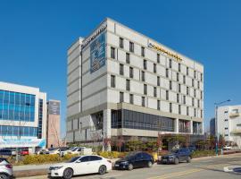 김포에 위치한 호텔 레스트 호텔