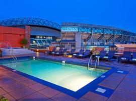 Silver Cloud Hotel - Seattle Stadium, hotel near Westlake Center, Seattle
