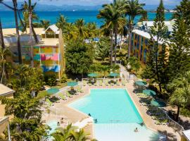 Canella Beach Hotel, hotel in Le Gosier
