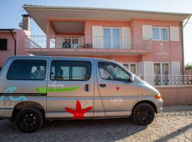 Estela Surf & Hostel, hotel in Póvoa de Varzim