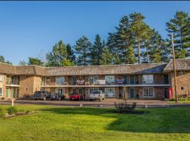 Budget Host Inn, hotel in Ironwood