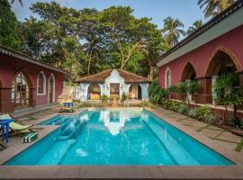 Amrapali-House of Grace, hotel with pools in Bambolim