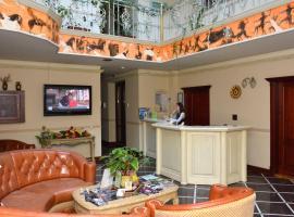 Atrium Hotel, hotel v destinaci Ivano-Frankivsk