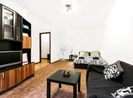 Apartment Tsaritsyno, hotel near Tsaritsyno Metro Station, Moscow