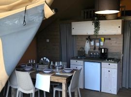 Glamping Tuscany - Podere Cortesi, campsite in Santa Luce