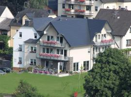 Weinbergs Loge, guest house in Ernst