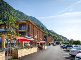 eduCARE Hotel, hotel Treffenben