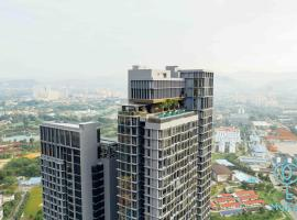 Expressionz Professional Suites by MyKey Global, hotel in Kuala Lumpur