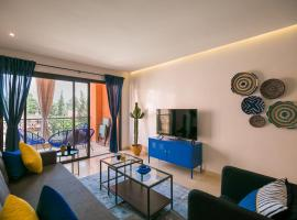 TOP APPARTEMENT GUELIZ, appartement à Marrakech