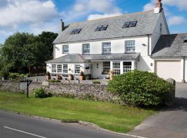 Melorne Farm, golf hotel in Camelford