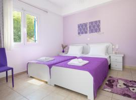 John Akroyiali, hotel near Samaria Gorge, Loutro